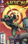 Cover for Arrow (DC, 2013 series) #5