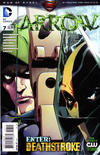 Cover for Arrow (DC, 2013 series) #7
