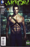 Cover for Arrow (DC, 2013 series) #8