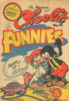 Cover for The Bosun and Choclit Funnies (Elmsdale, 1946 series) #71