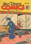 Cover for Walt Disney's Comics (W. G. Publications; Wogan Publications, 1946 series) #16