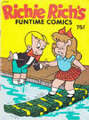 Cover for Richie Rich's Funtime Comics (Magazine Management, 1970 ? series) #R1518