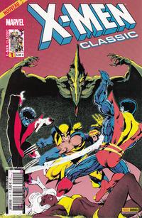 Cover Thumbnail for X-Men Classic (Panini France, 2012 series) #1