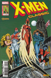 Cover Thumbnail for X-Men Classic (Panini France, 2012 series) #2