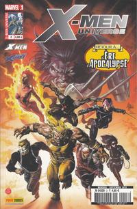 Cover Thumbnail for X-Men Universe (Panini France, 2012 series) #3