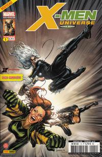 Cover Thumbnail for X-Men Universe Hors-Série (Panini France, 2012 series) #1