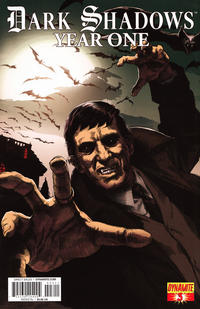 Cover Thumbnail for Dark Shadows: Year One (Dynamite Entertainment, 2013 series) #3