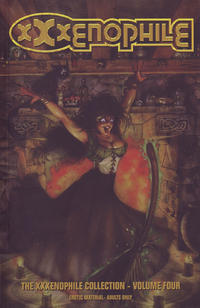 Cover Thumbnail for The XXXenophile Collection (Palliard Press, 1997 series) #4