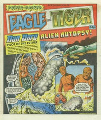 Cover Thumbnail for Eagle (IPC, 1982 series) #167