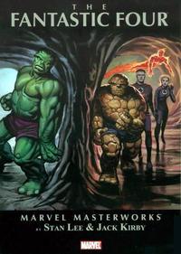 Cover Thumbnail for Marvel Masterworks: The Fantastic Four (Marvel, 2009 series) #2