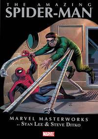 Cover Thumbnail for Marvel Masterworks: The Amazing Spider-Man (Marvel, 2009 series) #2