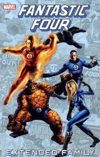Cover Thumbnail for Fantastic Four: Extended Family (Marvel, 2011 series)