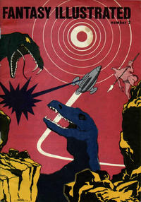 Cover Thumbnail for Fantasy Illustrated (Bill Spicer, 1963 series) #2