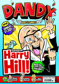 Cover Thumbnail for The Dandy (D.C. Thomson, 2010 series) #3508