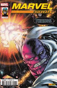 Cover Thumbnail for Marvel Universe (Panini France, 2012 series) #6