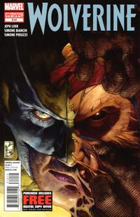 Cover for Wolverine (Marvel, 2010 series) #310 [McGuinness Variant]