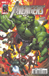 Cover Thumbnail for Avengers (Panini France, 2012 series) #4