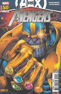 Cover Thumbnail for Avengers (Panini France, 2012 series) #9