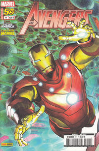 Cover Thumbnail for Avengers (Panini France, 2012 series) #11