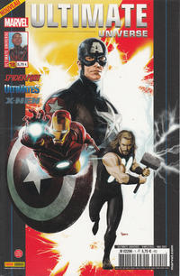 Cover Thumbnail for Ultimate Universe (Panini France, 2012 series) #1B [Ultimates]