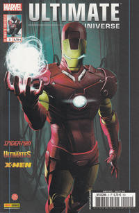 Cover Thumbnail for Ultimate Universe (Panini France, 2012 series) #2