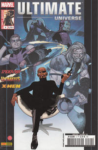 Cover Thumbnail for Ultimate Universe (Panini France, 2012 series) #4