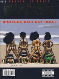 Cover Thumbnail for Rocky (Bladkompaniet / Schibsted, 2003 series) #1/2003