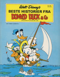 Cover Thumbnail for Walt Disney's Beste Historier fra Donald Duck & Co [Disney-Album] (Hjemmet / Egmont, 1974 series) #2