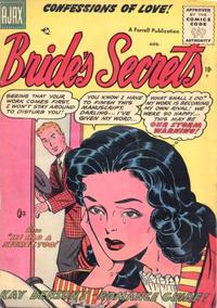 Cover Thumbnail for Bride's Secrets (Farrell, 1954 series) #13