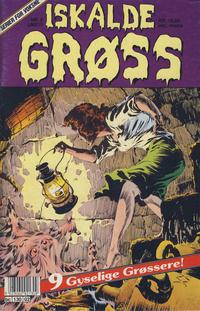 Cover Thumbnail for Iskalde Grøss (Semic, 1982 series) #2/1993
