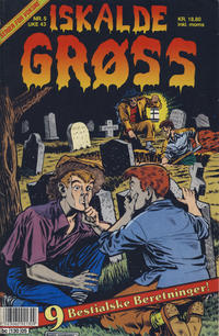 Cover Thumbnail for Iskalde Grøss (Semic, 1982 series) #5/1993