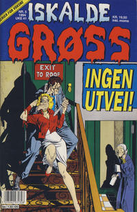 Cover Thumbnail for Iskalde Grøss (Semic, 1982 series) #5/1994