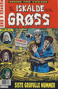 Cover Thumbnail for Iskalde Grøss (Semic, 1982 series) #6/1994