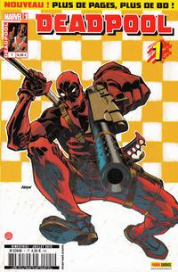 Cover Thumbnail for Deadpool (Panini France, 2012 series) #1