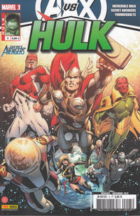 Cover for Hulk (Panini France, 2012 series) #5
