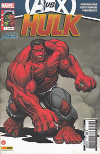 Cover Thumbnail for Hulk (Panini France, 2012 series) #7