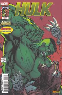 Cover Thumbnail for Hulk (Panini France, 2012 series) #8