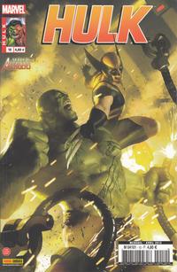Cover Thumbnail for Hulk (Panini France, 2012 series) #10