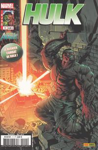 Cover Thumbnail for Hulk (Panini France, 2012 series) #11
