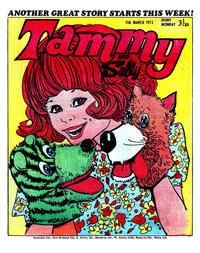 Cover Thumbnail for Tammy (IPC, 1971 series) #11 March 1972