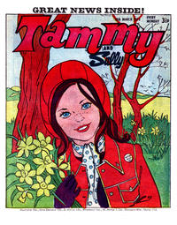 Cover Thumbnail for Tammy (IPC, 1971 series) #18 March 1972