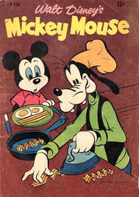Cover Thumbnail for Walt Disney's Mickey Mouse (W. G. Publications; Wogan Publications, 1956 series) #120