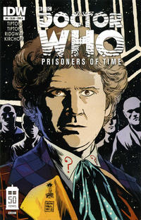 Cover Thumbnail for Doctor Who: Prisoners of Time (IDW, 2013 series) #6 [Cover A - Francesco Francavilla]
