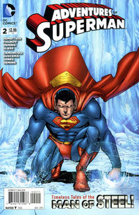 Cover Thumbnail for Adventures of Superman (DC, 2013 series) #2
