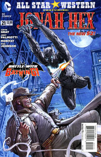 Cover Thumbnail for All Star Western (DC, 2011 series) #21