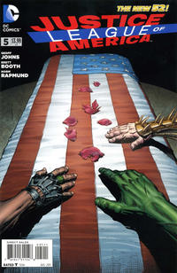 Cover Thumbnail for Justice League of America (DC, 2013 series) #5 [Direct Sales]
