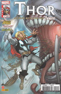 Cover Thumbnail for Thor (Panini France, 2012 series) #2