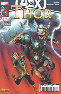 Cover Thumbnail for Thor (Panini France, 2012 series) #8