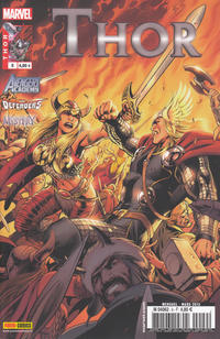 Cover Thumbnail for Thor (Panini France, 2012 series) #9