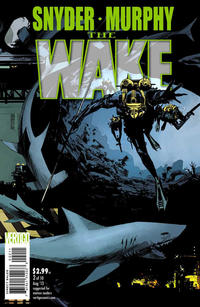 Cover Thumbnail for The Wake (DC, 2013 series) #2